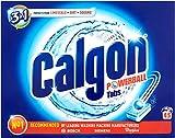 Calgon 2en 1Descalcificador de agua, Prevención de Limescale, 45 Tabletas, 585 g