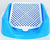 Fence dog toilet Small dog grid toilet Urinal Pet supplies-A