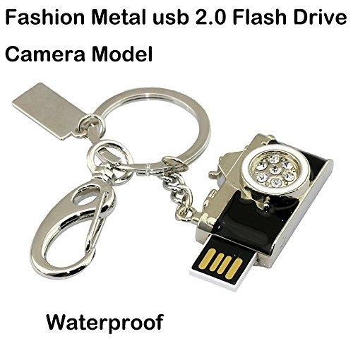Regalo bello della chiavetta usb del memory stick della macchina fotografica del metallo di usb 2.0 di civetman 64gb per il fidanzato del ragazzo