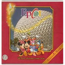 Walt Disney World SC Epcot (Walt Disney Parks and Resorts merchandise custom pub (Walt Disney's Comics and Stories) by Jody Revenson (2007-09-25)