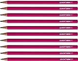 LEUCHTTURM1917 Bleistift HB in vielen Farben (10, Berry)