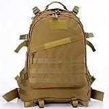 YAKEDA 3D Tactical Mountaineering voyage randonnée en plein air sac à dos étanche 45L - A88010