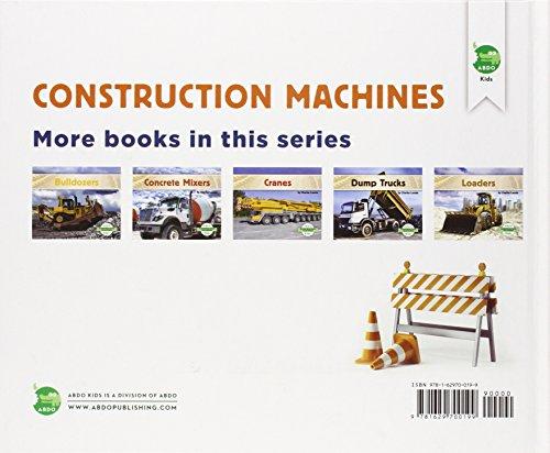Excavators (Construction Machines)