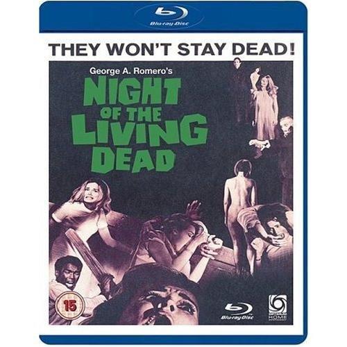 Nacht der lebenden Toten [Blu-ray]
