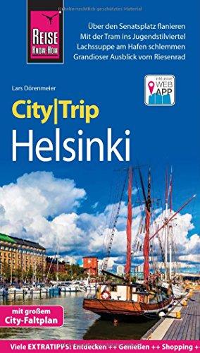 Preisvergleich Produktbild Reise Know-How CityTrip Helsinki: Reiseführer mit Faltplan und kostenloser Web-App