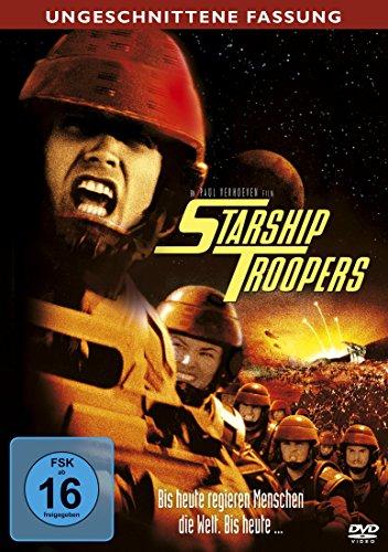 Bild von Starship Troopers - Ungeschnittene Fassung