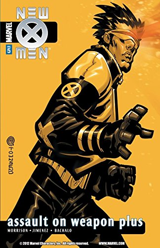 New X-Men By Grant Morrison Vol. 5: Assault on Weapon Plus (New X-Men (2001-2004))