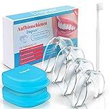 Dupore. ® Aufbissschienen Set - Für ein Leben ohne Zähneknirschen - Zertifizierte Zahnschienen