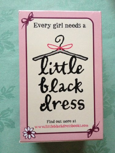 Little black dress box set 4 books 'She'll take it' 'Decent exposure' 'Hex and the single girl'and 'My three husbands'.