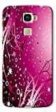 DigiPrints Designer Back Cover for Lyf Water 9-Multicolor