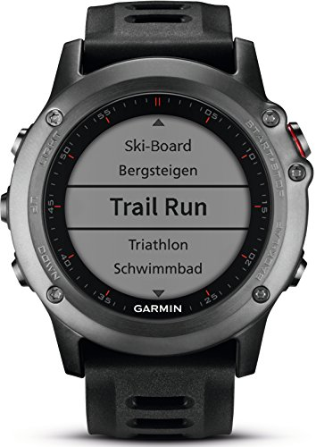 Garmin fenix 3 GPS - 7