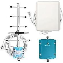 Mini GSM Booster Repetidor amplificador móvil GSM 900Mhz Amplificador de señal mejora cobertura para sótano /garaje