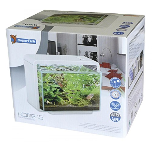 SF LED Aquarienset Home 25 schwarz - 4