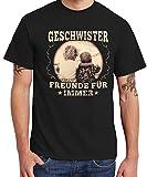 Die besten Freunde für immer T-Shirts - clothinx - Geschwister - Freunde für Immer Bewertungen