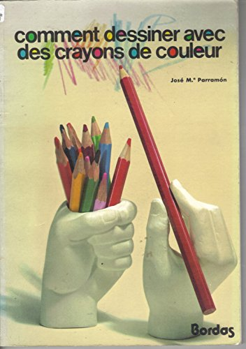 comment dessiner avec des crayons de couleur