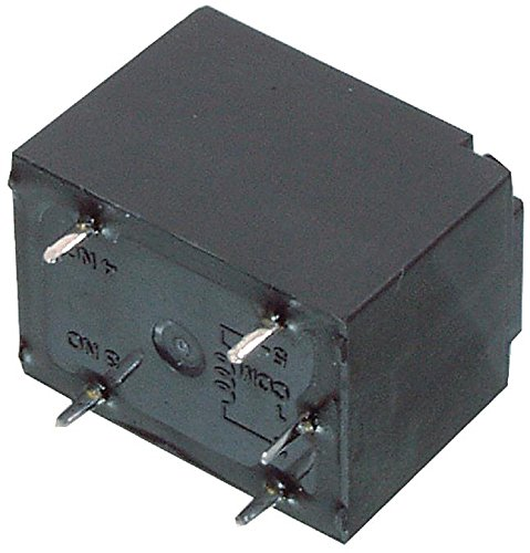 10a Einpolige (Fixpart Signalrelais 12 VDC 10 A, Einpoliges Relais Type: JS1-12V Marke: Matsushita (973977010342))