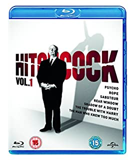Hitchcock Vol. 1 [Blu-ray] [1943] [Region Free] (B00D5PUHDM) | Amazon price tracker / tracking, Amazon price history charts, Amazon price watches, Amazon price drop alerts