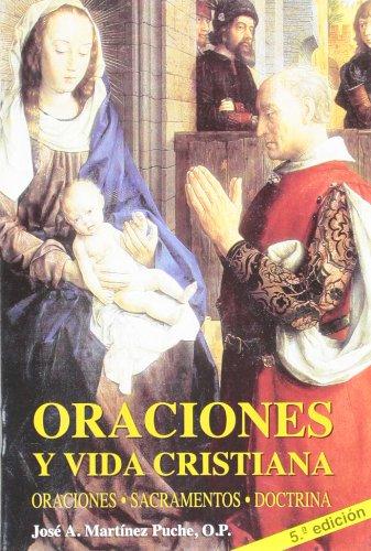 Oraciones y vida Cristiana (Libros Varios)
