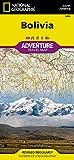 Bolivia Adventure Travel Map: South America (Adventure map)