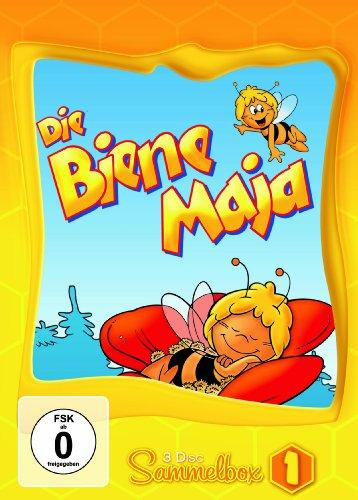 Die Biene Maja - Teil 1 [Special Edition] [3 DVDs]