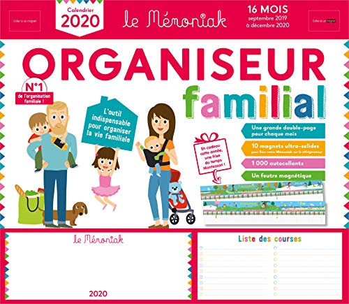 L'organiseur familial le Mémoniak