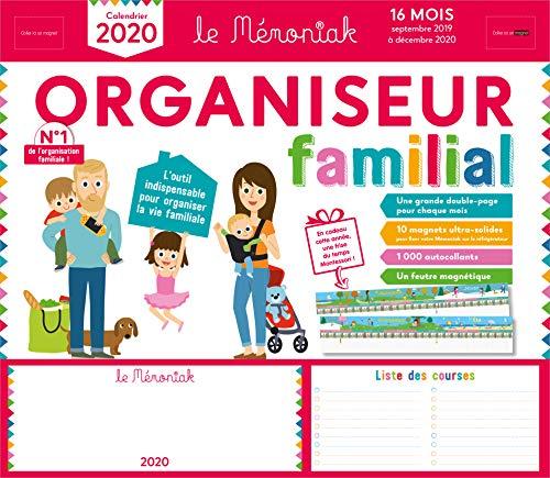 L'organiseur familial le Mémoniak par  (Broché - Jun 7, 2019)