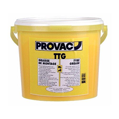 proVac - Graisse Montage Pneu Pl Et Agricole 5Kg