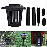 LED Solar Powered UV Mosquito Insect Pest Bug - Best Reviews Guide