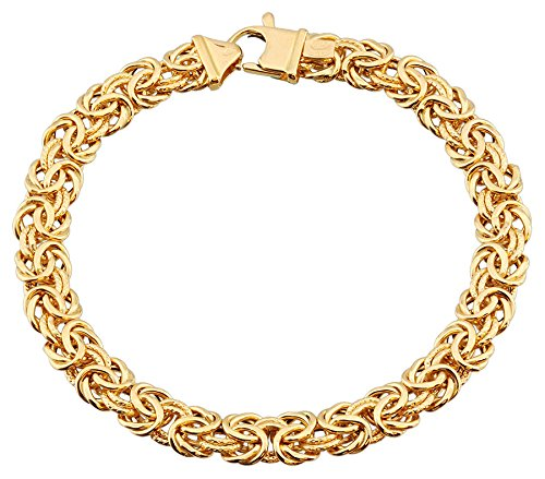 LP Créations - 019504 : Bracelet Femme Or 18K jaune
