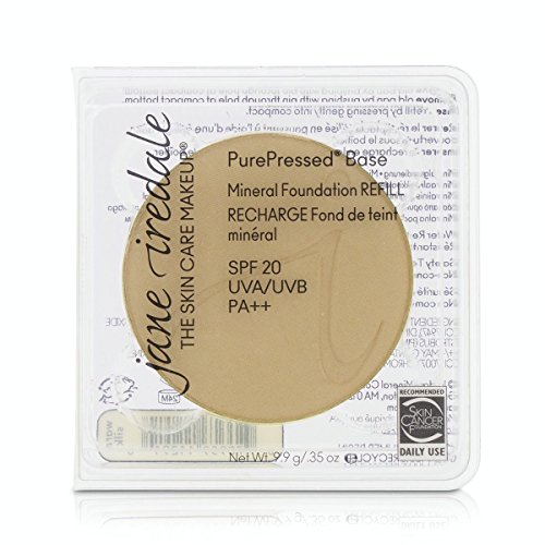 Jane Iredale - PurePressed Base Mineral Foundation Refill SPF 20 - Warm Silk 9.9g/0.35oz