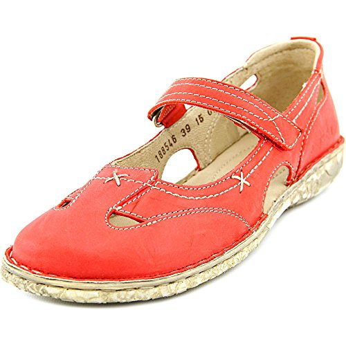 Josef Seibel Ingrid Rund Leder Mary Janes Red