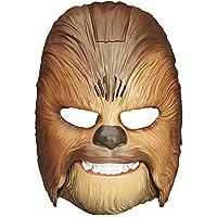 Star Wars B3226 - Máscara electrónica de Chewbacca (Hasbro B3226EU4)