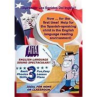 Aha! English Language Sound Spectacular - Bilingual Education Program