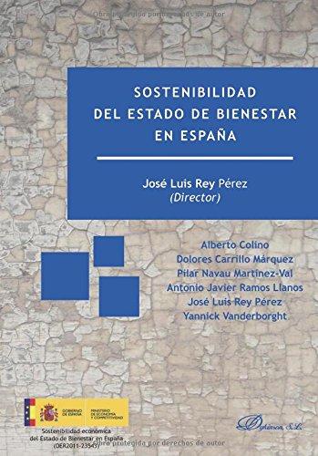 Descargar Libro Sostenibilidad del estado de bienestar en España de José Luis Rey Pérez (Dir.)