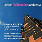 Anderson:Liebliche Blaue 2 [Carolin Widmann; London Philharmonic Choir; London Philharmonic Orchestra , Vladimir Jurowski] [LPO: LPO-0089]