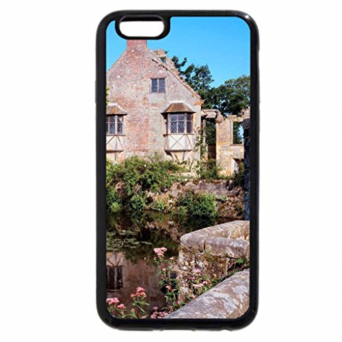 iPhone 6S / iPhone 6 Case (Black) Scotney Castle