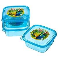 Winnie the Pooh WPSM-7655 - Sandwichdose 3er Pack