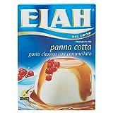Elah Preparato per Pannacotta, Gusto Classico con Caramellato - 90 gr