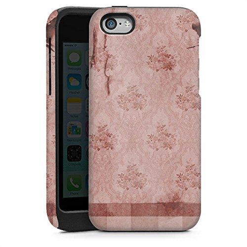 Apple iPhone 4 Housse Étui Silicone Coque Protection Mur Motif Motif Cas Tough brillant