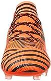 Adidas Herren Nemeziz 17.2 Fg Fußballschuhe, Mehrfarbig (Solar Orange/Core Black/Solar Red), 46 EU - 4