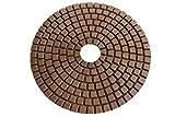 125mm Polierscheiben für Granit,Marmor,Stein,Fliesen polieren (nass) Körnung 200