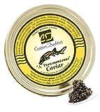 Italienischer Osietra v. weißem Stör Kaviar 125 gr.