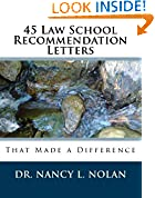 #7: 45 Law School Recommendation Letters That Made a Difference