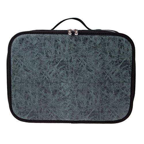 Multifunktionale Werkzeugkoffer Koffer Box Tasche Aufbewahrungstasche für Friseur/Kosmetik Werkzeug - wie gezeigt