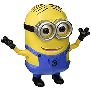 Despicable Me 2 Minion Dave Dancing Action Figure 8