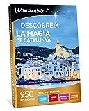 WONDERBOX Caja Regalo -DESCOBREIX LA MÀGIA DE Catalunya- 950 experiencias para Dos Personas