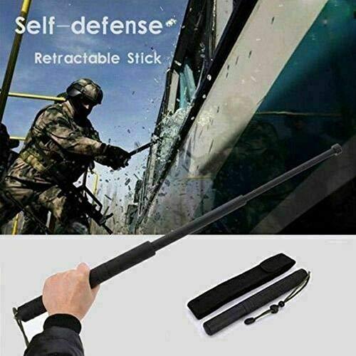 GXOB Herramientas autodefensa Bolsillo retráctil