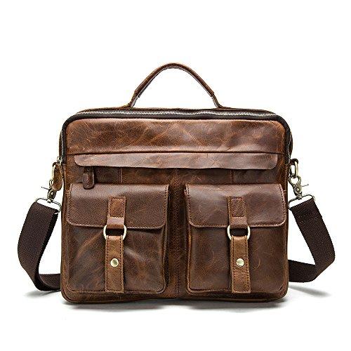 stepack-marque-vintage-hommes-cuir-veritable-sac-a-bandouliere-messenger-laptop-briefcasebrun-roux