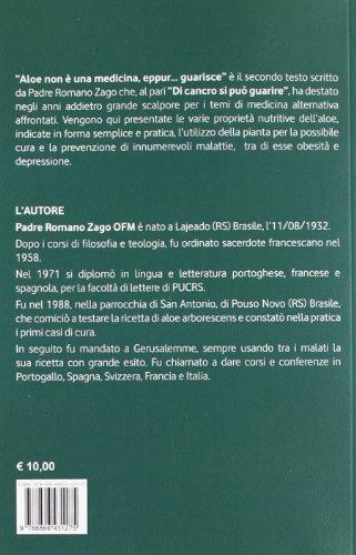 Zoom IMG-1 aloe non una medicina eppur