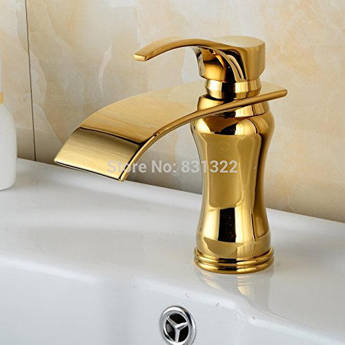 tourmeler-couleur-or-salle-de-bain-evier-robinet-cascade-robinet-melangeur-robinet-de-luxe-marques-b